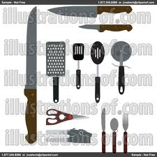 Kitchen utensils