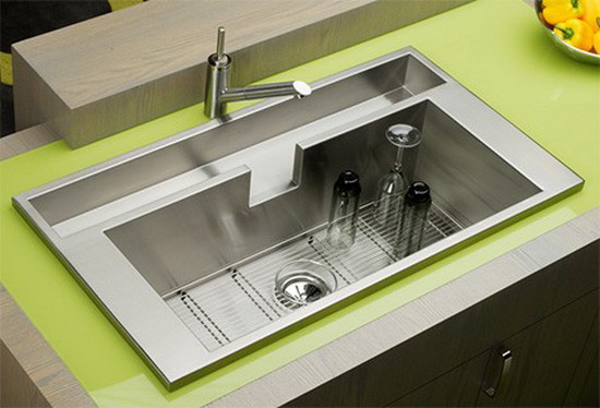 Stainless kitchen sink  ideas