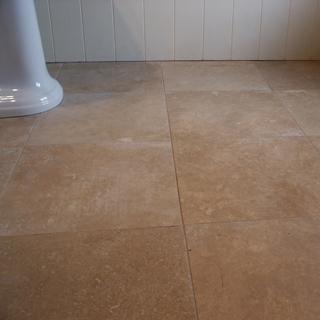 travertine stone floors