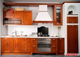 prefabricated kitchen cabinet