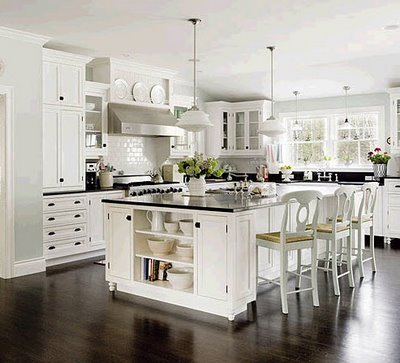 white kitchen cabinets design for your home